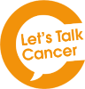 Let's Talk Cancer logo